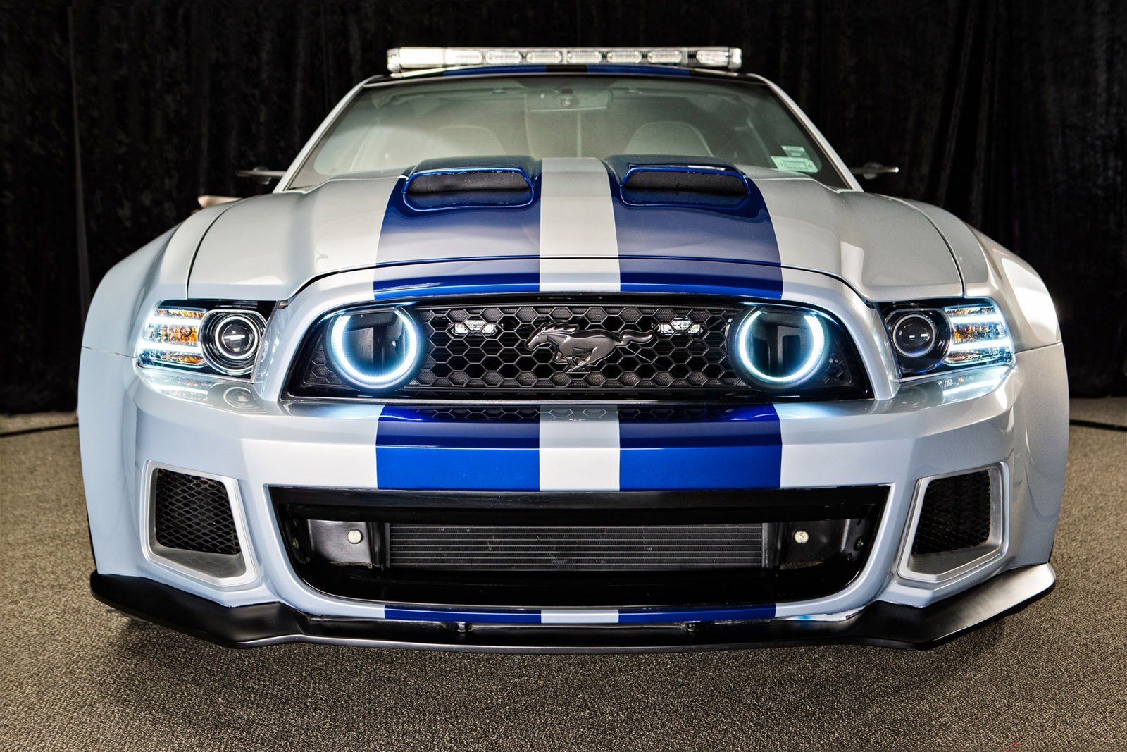 Need For Speed Features Ford Mustang