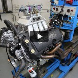 Dyno Tests Of SS/AAA 5.4L Cobra Jet Engine